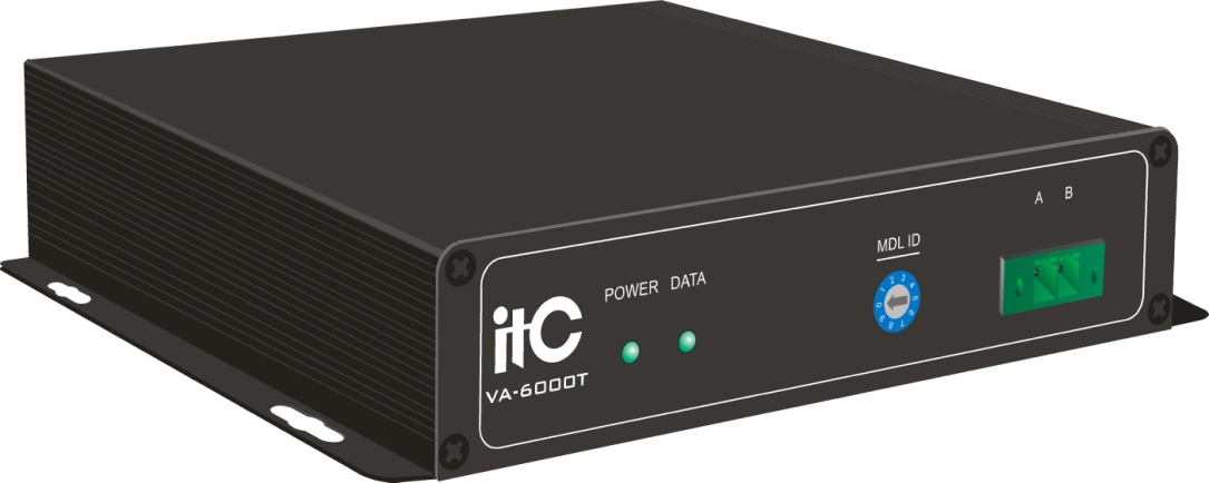 ITC Audio VA-6000T Терминал детектор